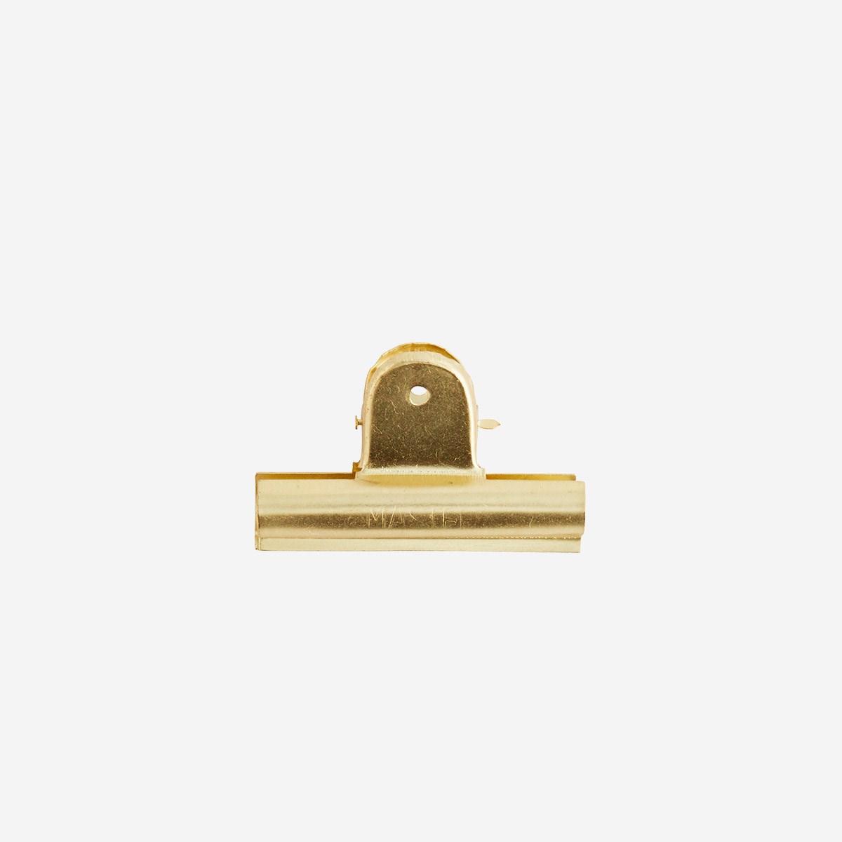 Iron Clip, Gold by Madam Stoltz