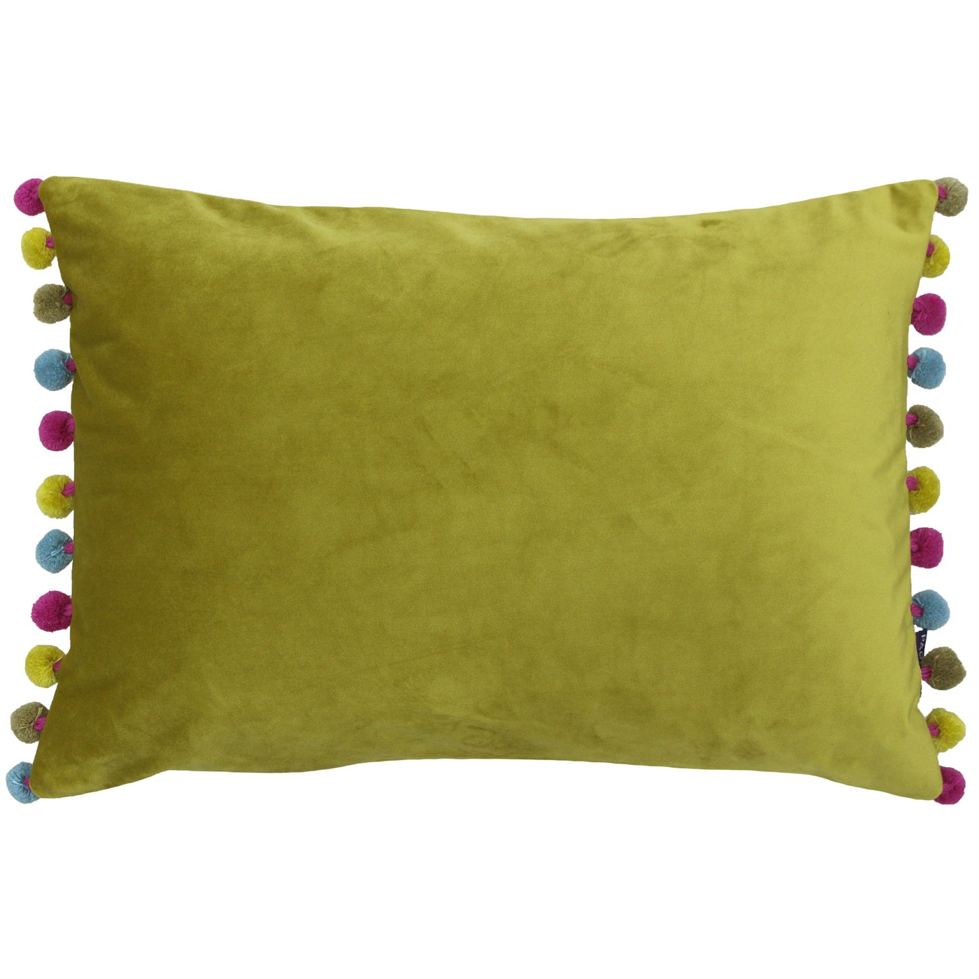 Fiesta Cushion, Bamboo Multi by Paoletti