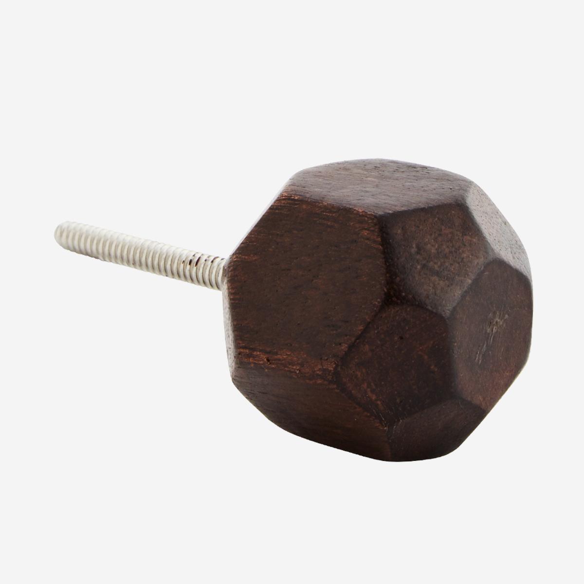 Wooden Knob by Madam Scholtz