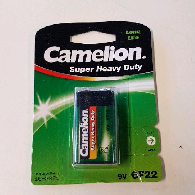 Camelion 9v batteri