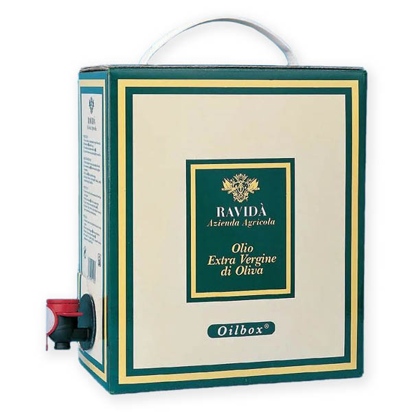 Ravida Bag in box 3l
