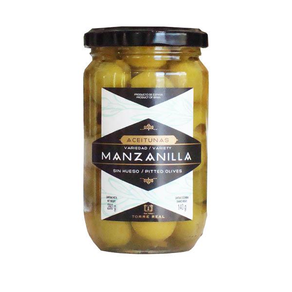 Manzanilla uten sten 250g