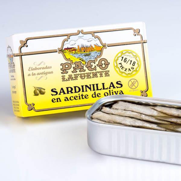 Sardiner 125g