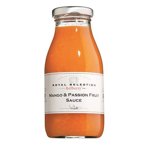 Dessertsås Mango & Passion 250 ml