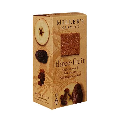 Harvest Three fruit