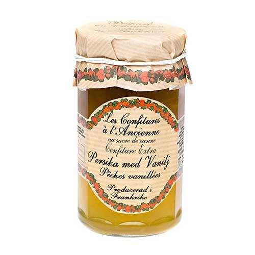 Persika & vanilj marmelad GLUTENFRI