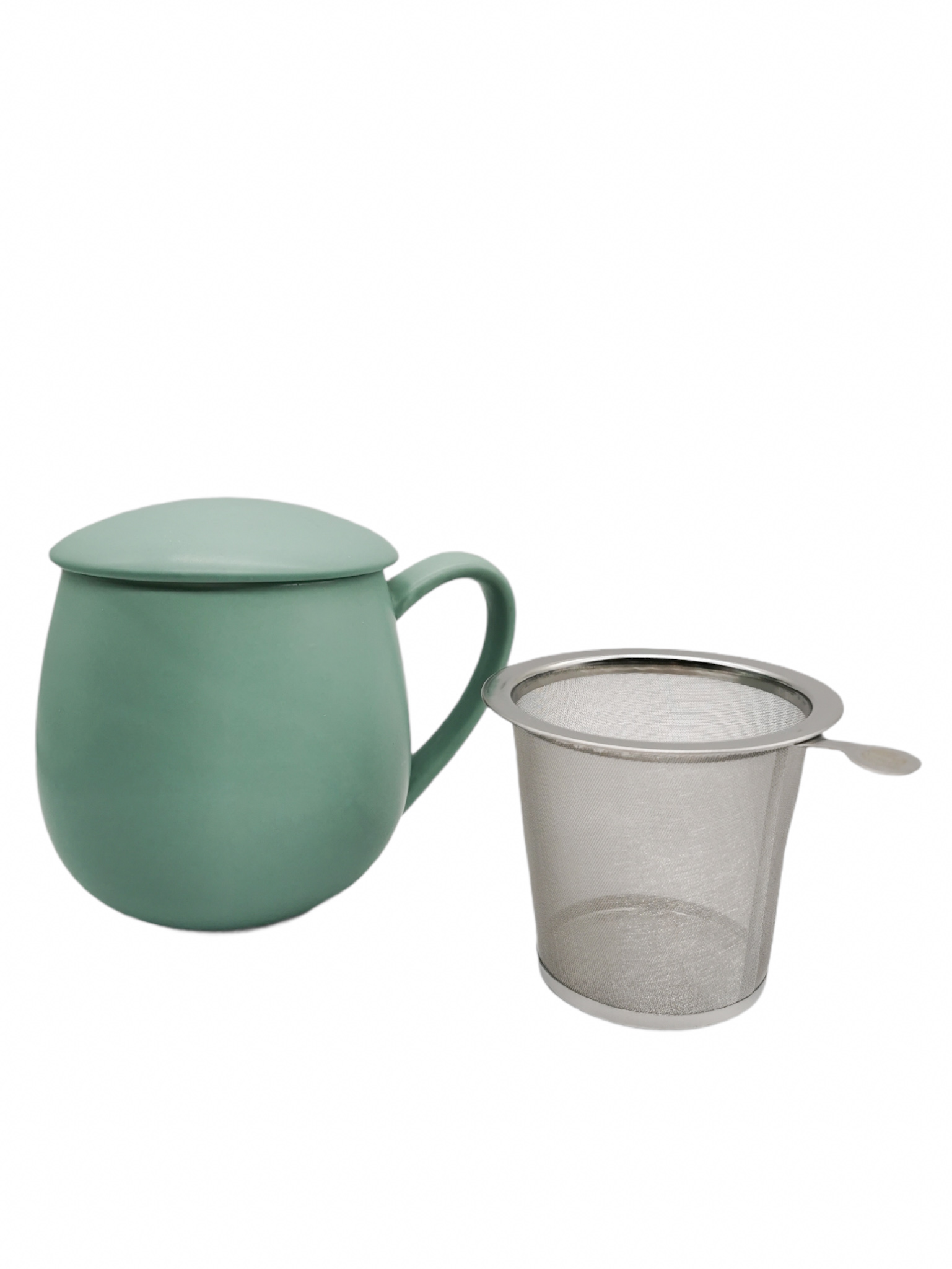 Herb Tea Mugg Blå