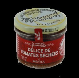 Tomatkräm med vitlök & mozzarella