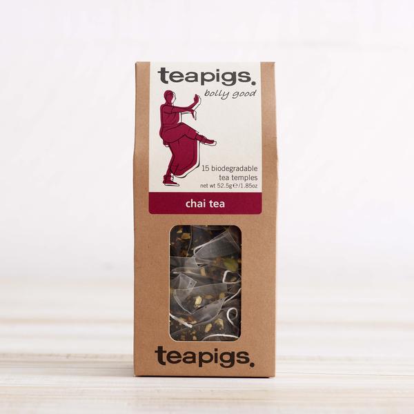 Teapigs, Chai te tempel, 15 påsar
