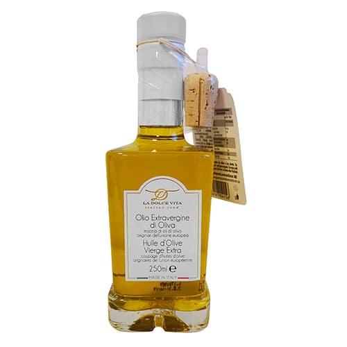 Olivolja Extra virgine med droppkork 250 ml