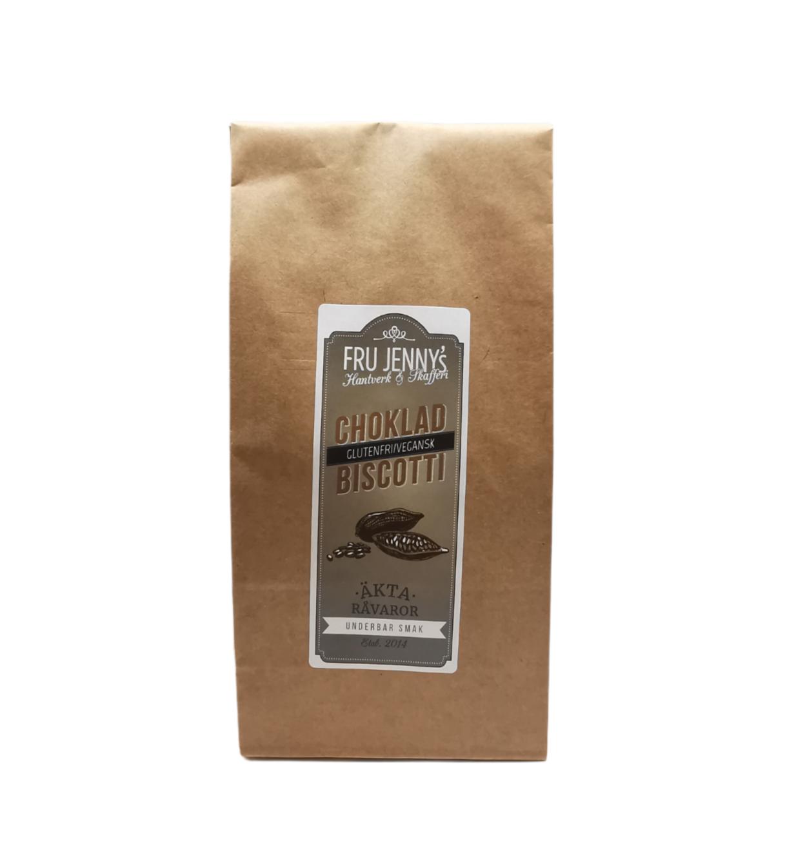 Choklad Biscotti Glutenfri/Vegan