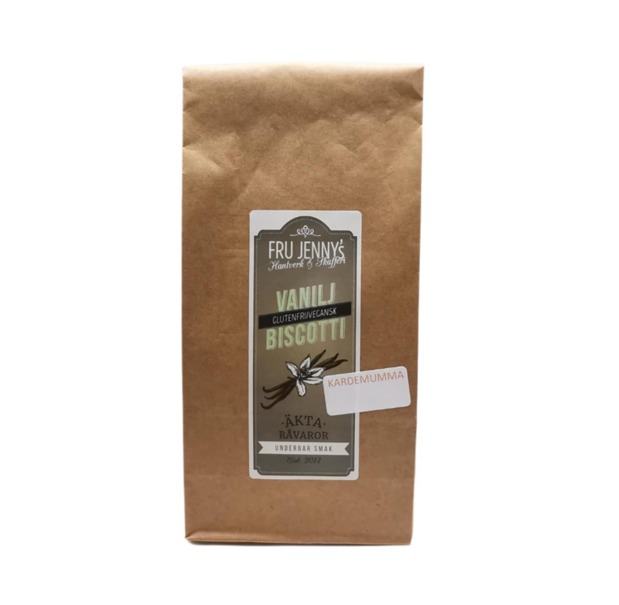 Vanilj Biscotti Glutenfri/Vegan