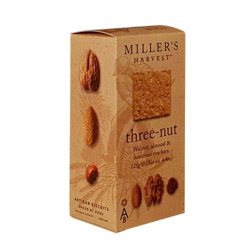 Harvest Three nuts