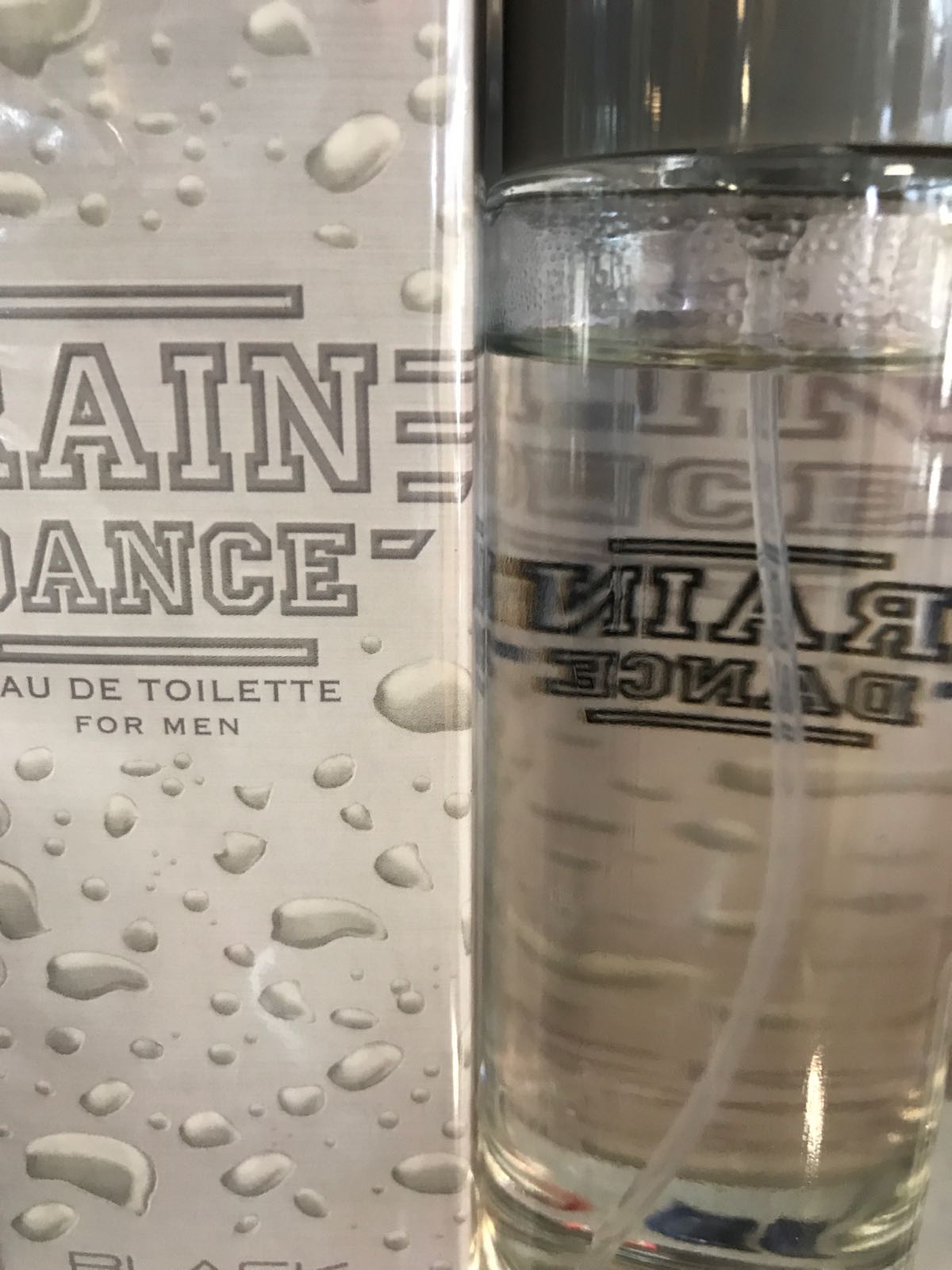 "Eau De Toilette for Men ""Raindance"""