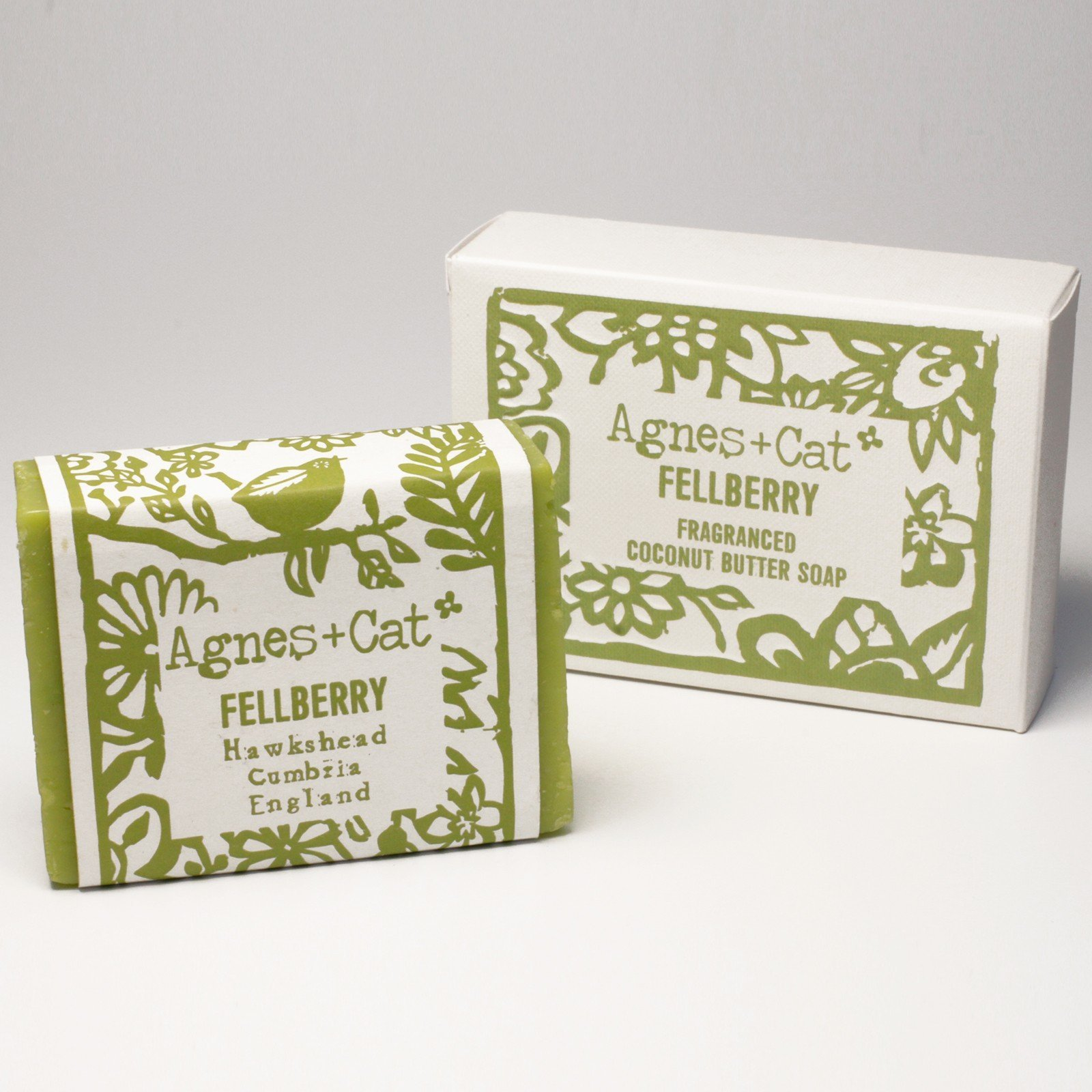 Fellberry Soap by Agnes & Cat