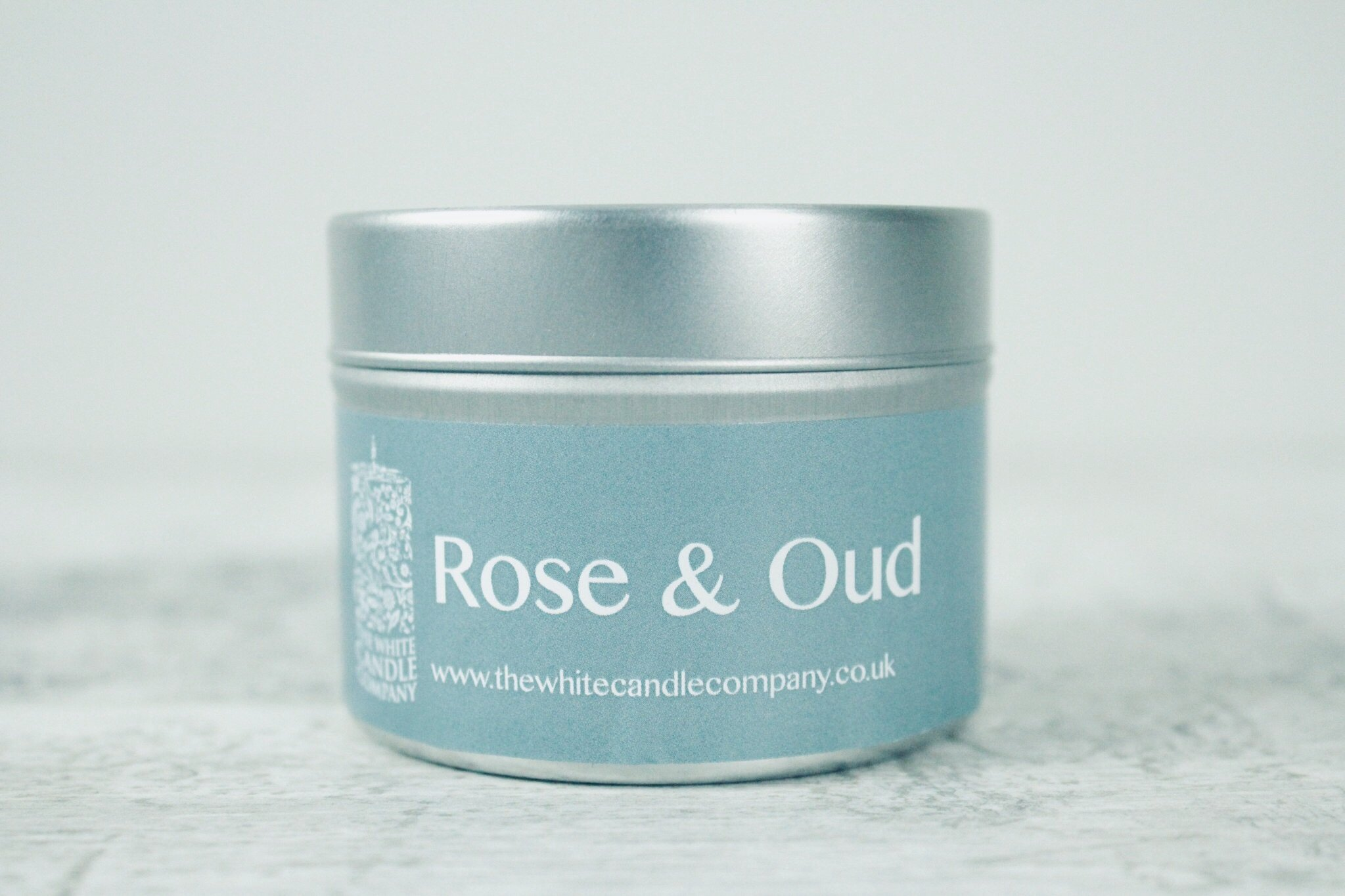 White Candle Co - Rose & Oud