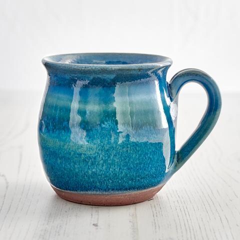 Aqua Mug by Rupert Blamire