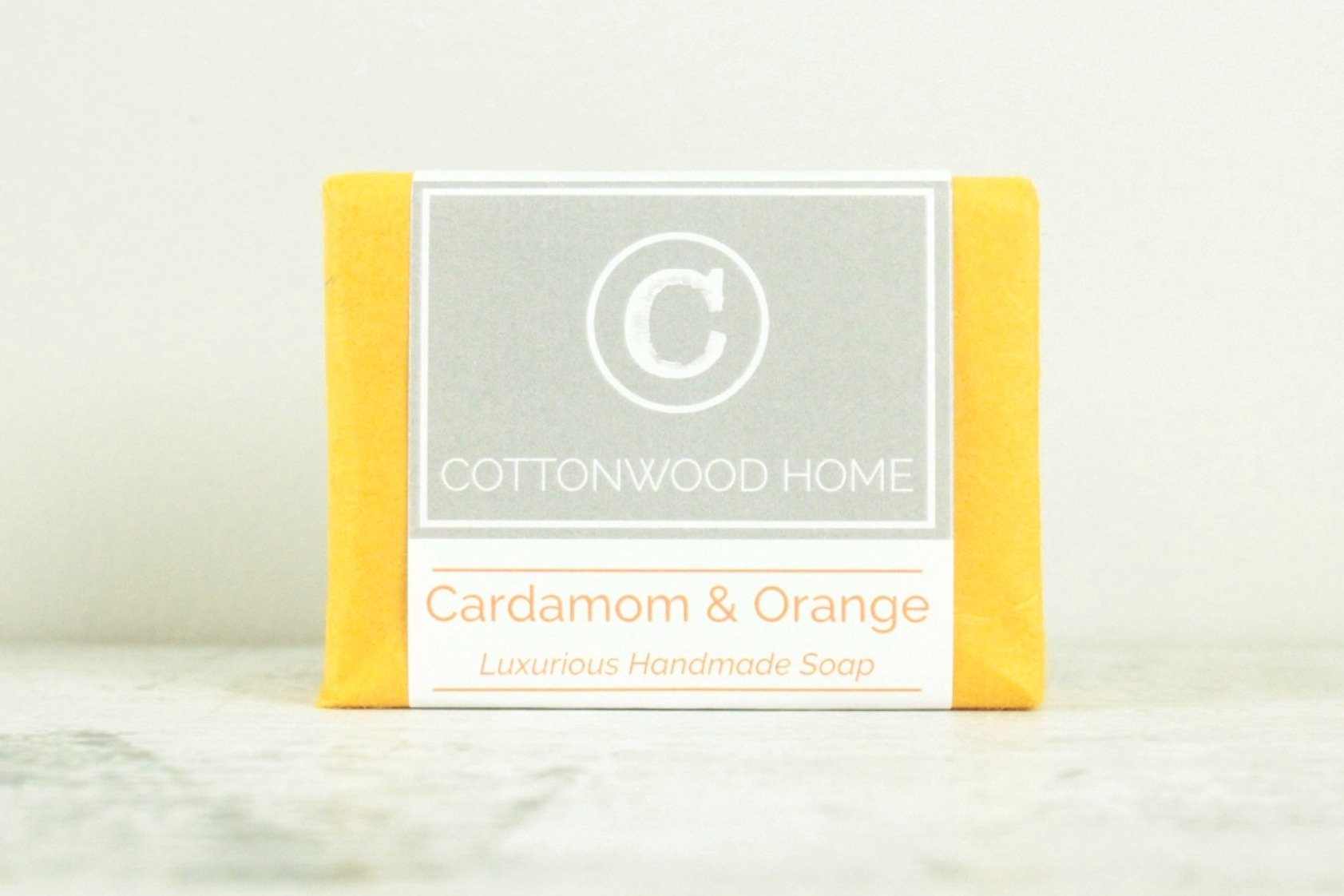 Cottonwood Soap - Cardamom & Orange