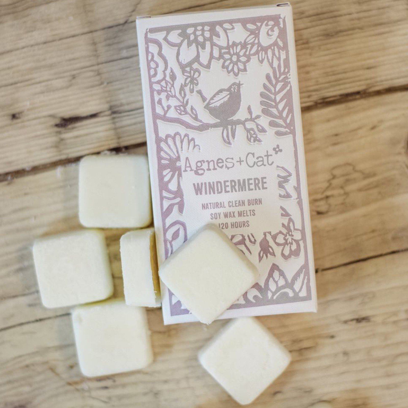 Windermere Wax Melts by Agnes & Cat