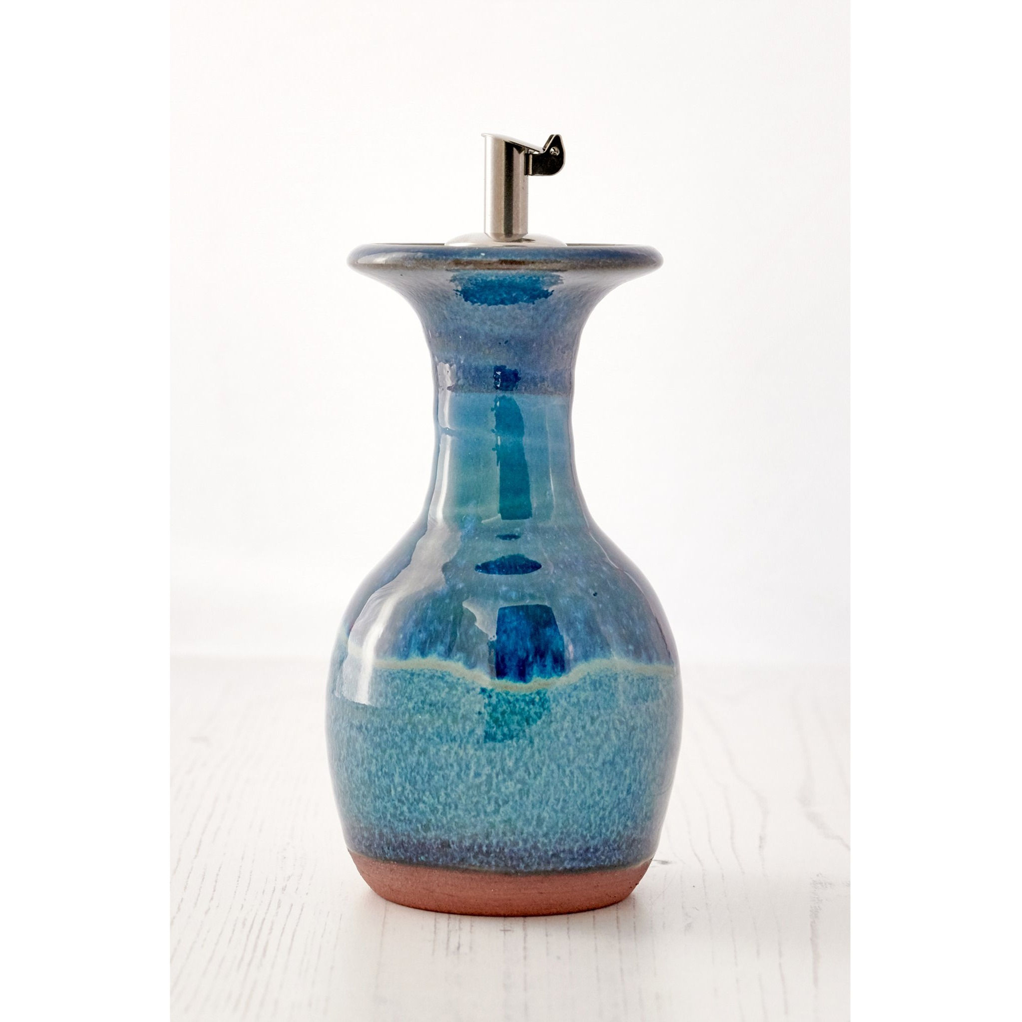 Ocean Spray Oil Decanter by Rupert Blamire