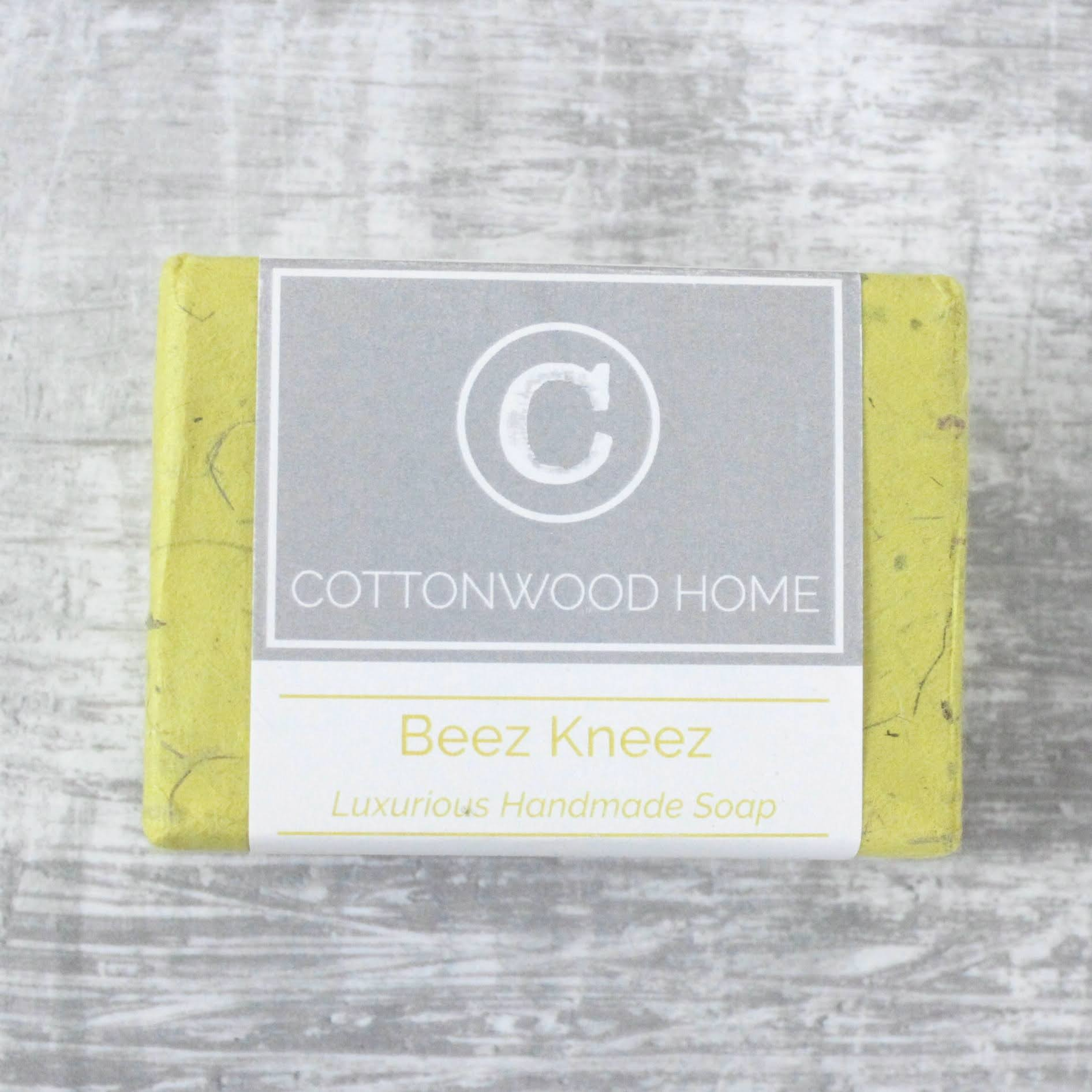 Cottonwood Soap - Beez Kneez