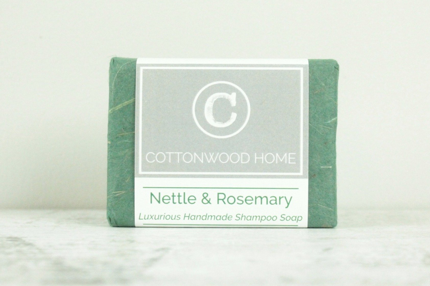 Cottonwood Shampoo - Nettle & Rosemary