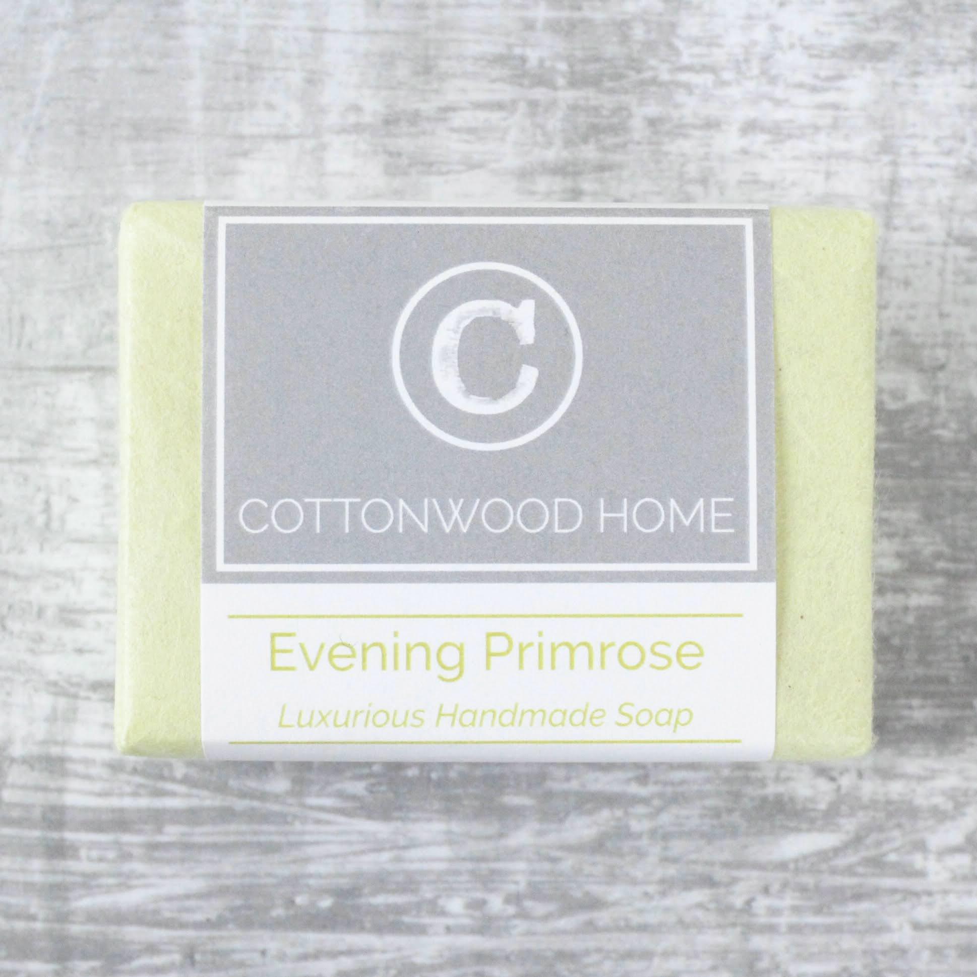 Cottonwood Soap - Evening Primrose
