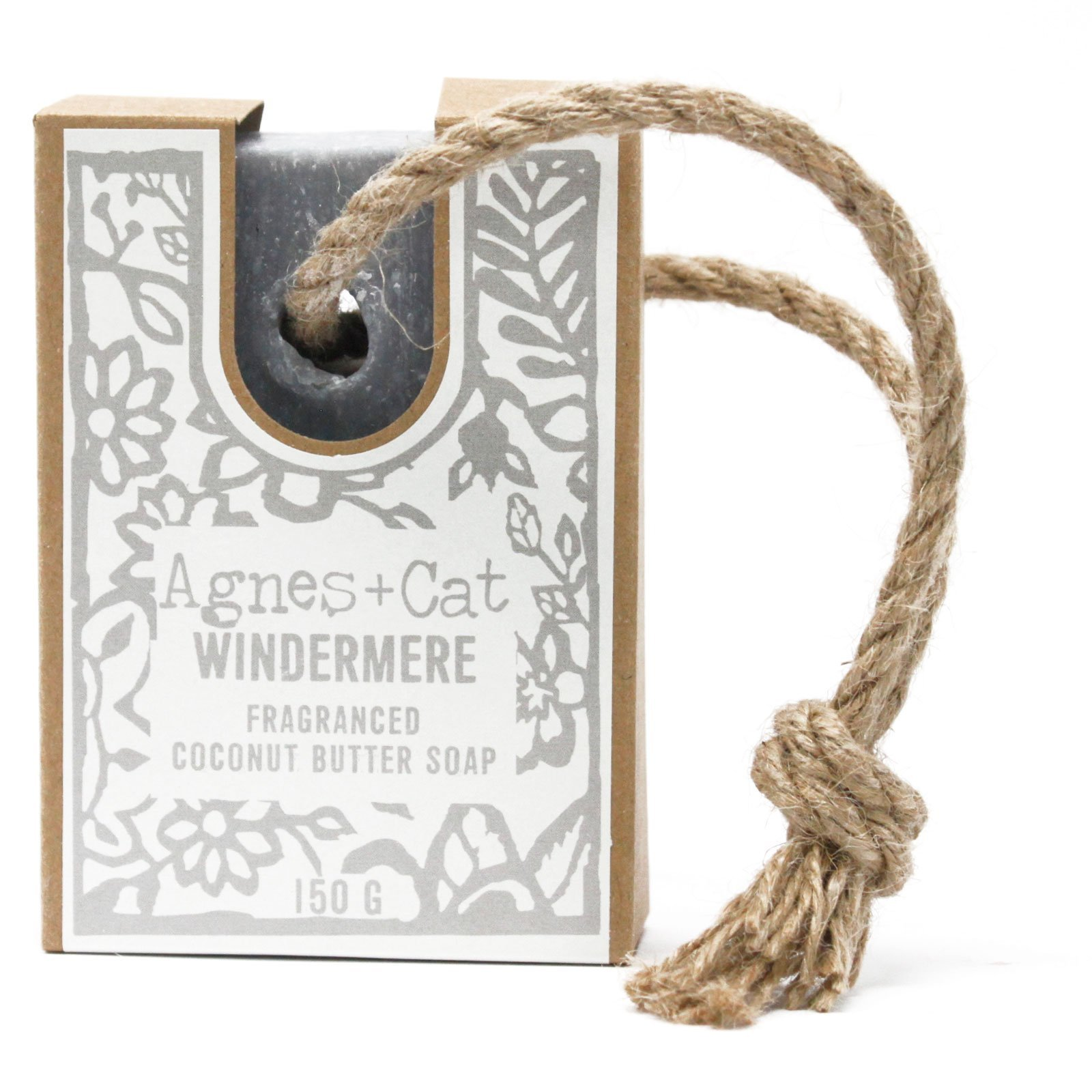 Windermere Soap on a Rope