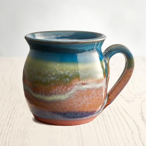 Summer Tide Mug by Rupert Blamire