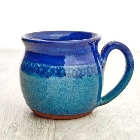 Ocean Spray Mug by Rupert Blamire