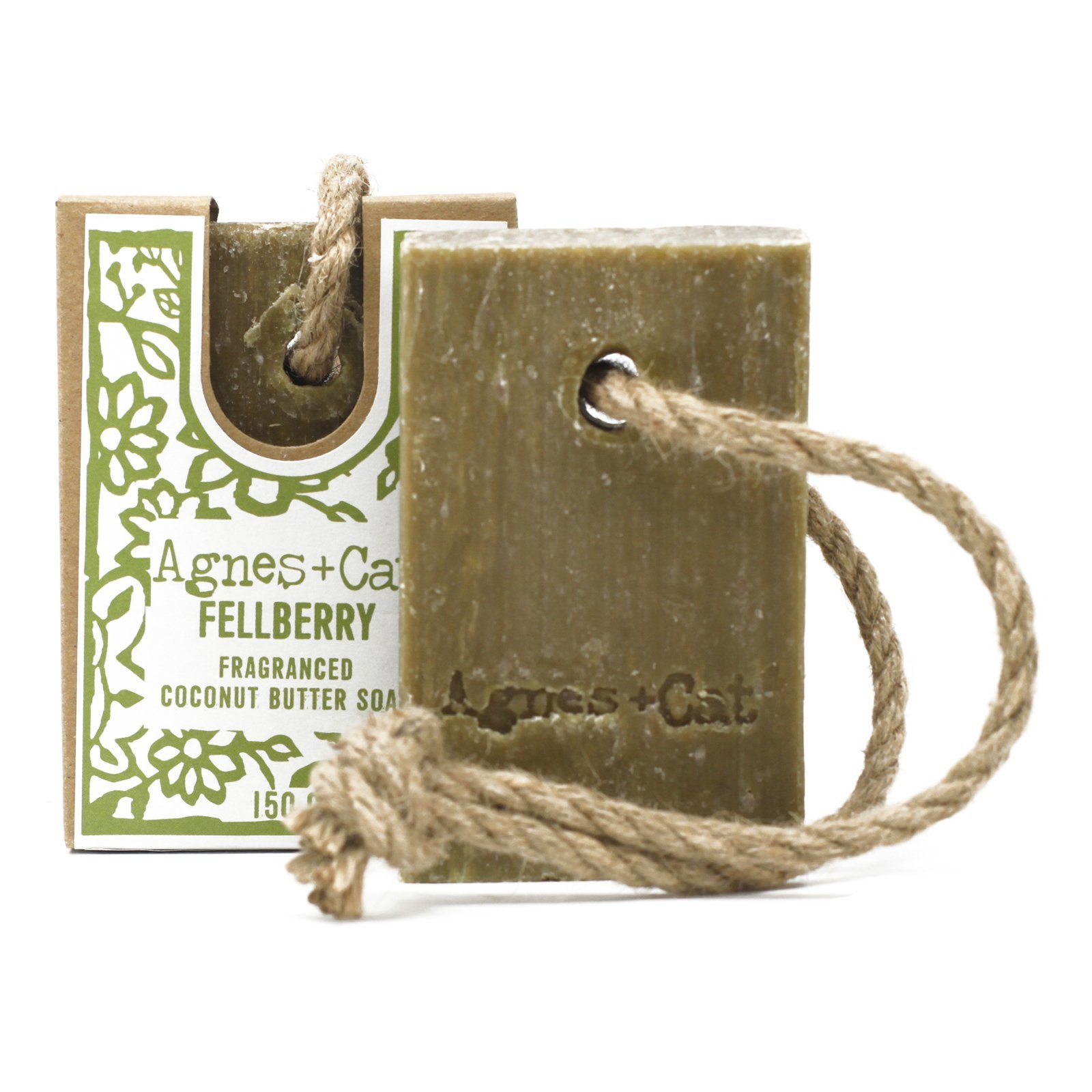 Fellberry Soap on a Rope