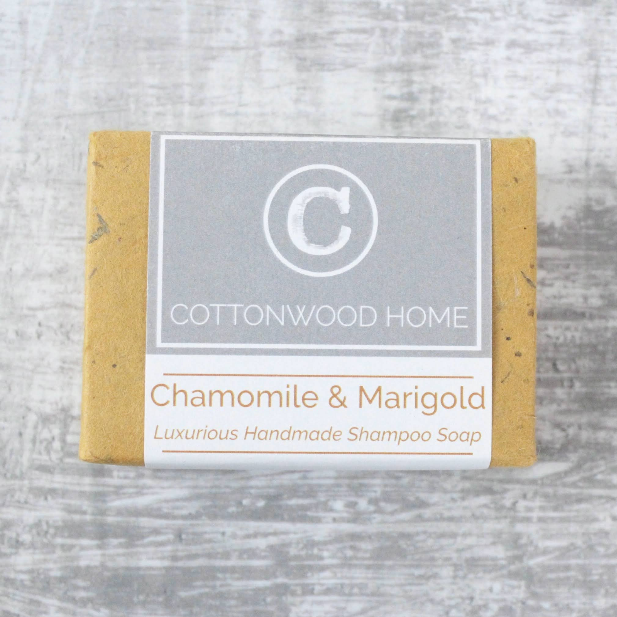 Cottonwood Shampoo - Chamomile & Marigold