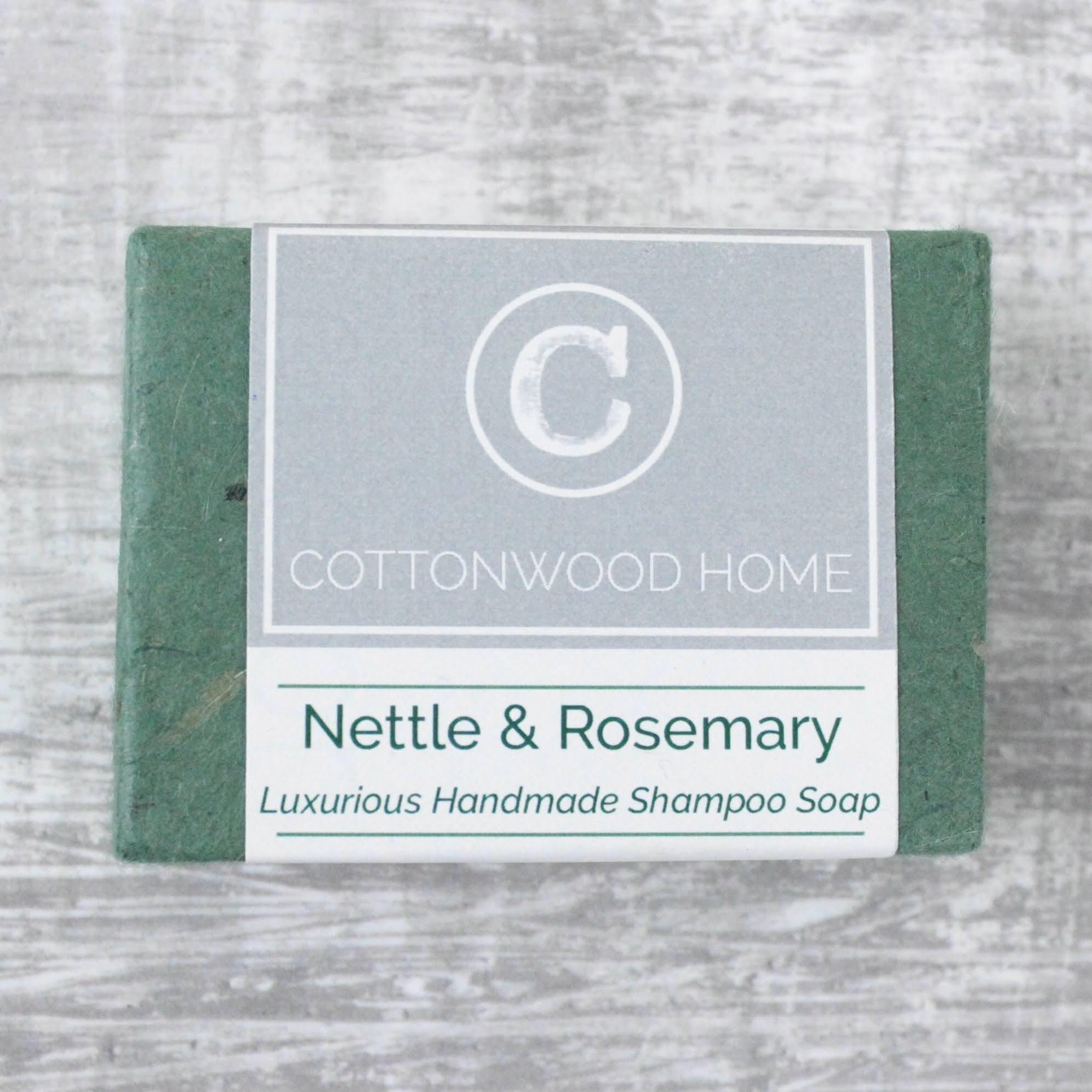 Cottonwood Shampoo - Nettle & Rosemary