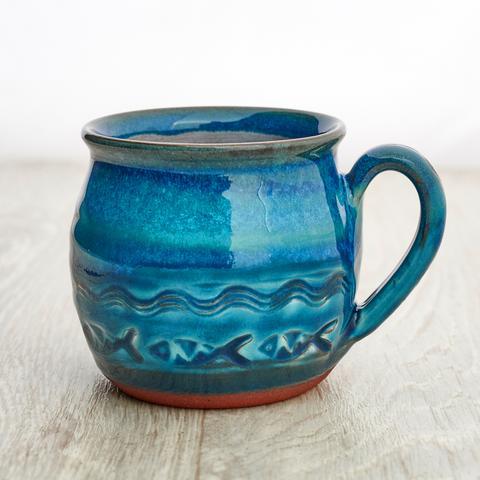 Coastal Mug by Rupert Blamire