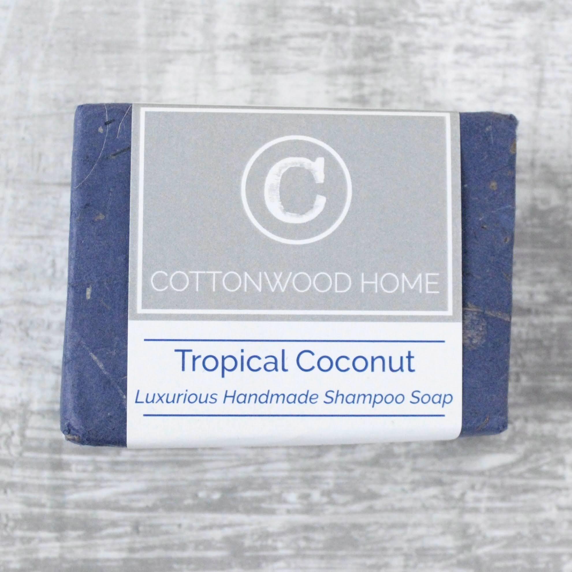 Cottonwood Shampoo - Tropical Coconut