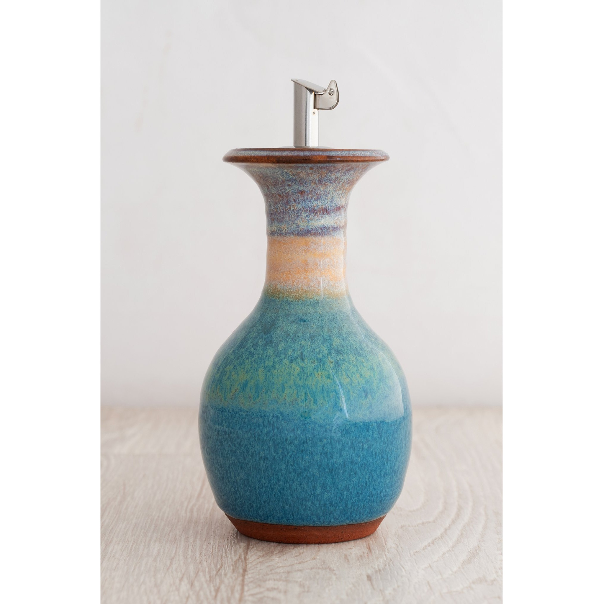 Sand Bay Oil Decanter by Rupert Blamire
