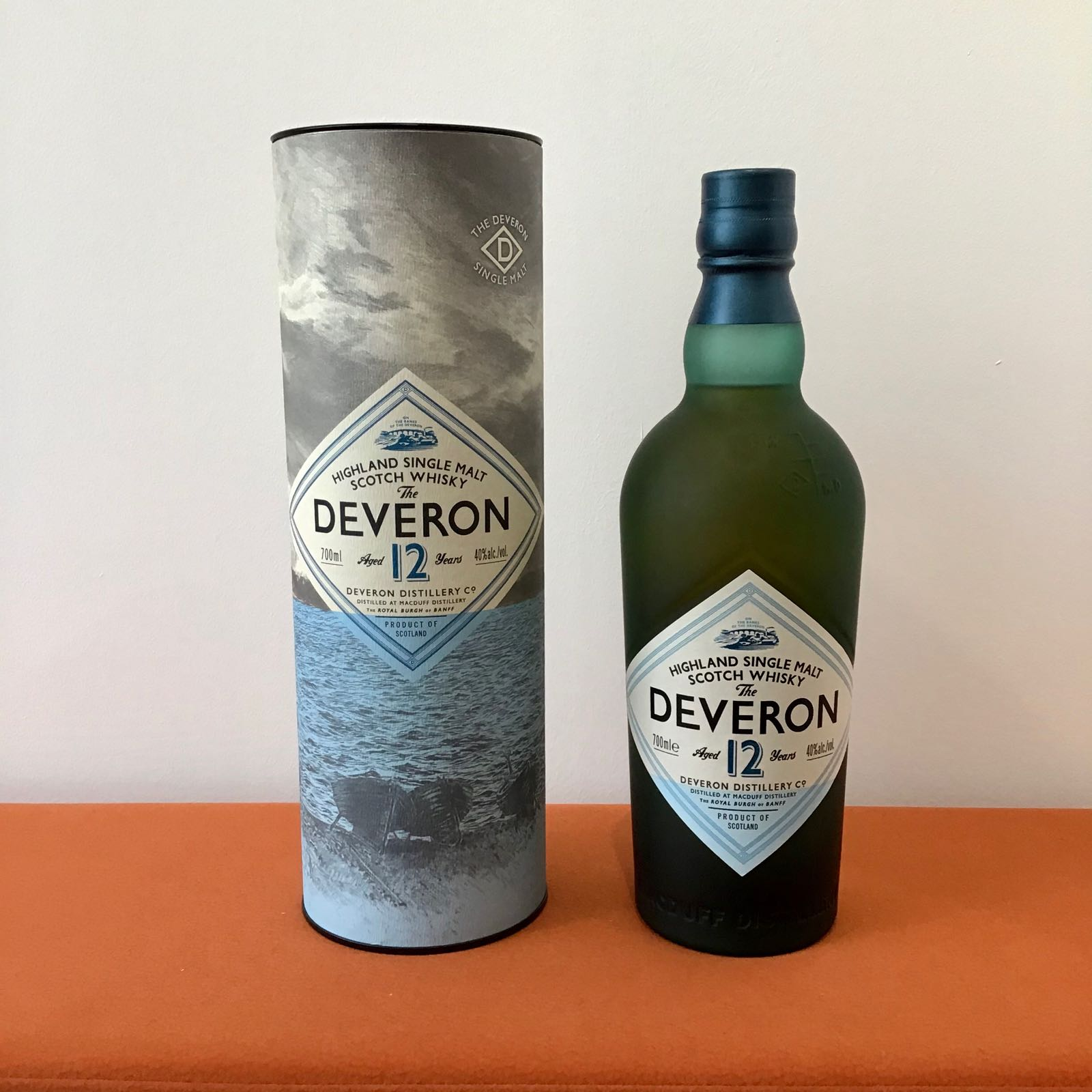 Deveron 12 Year Old Single Malt
