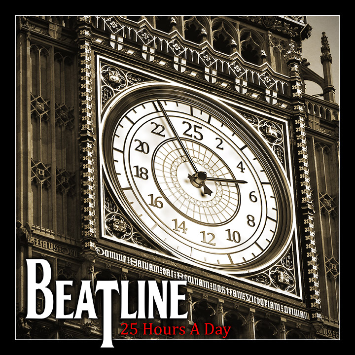 Beatline 25 Hours A Day CD