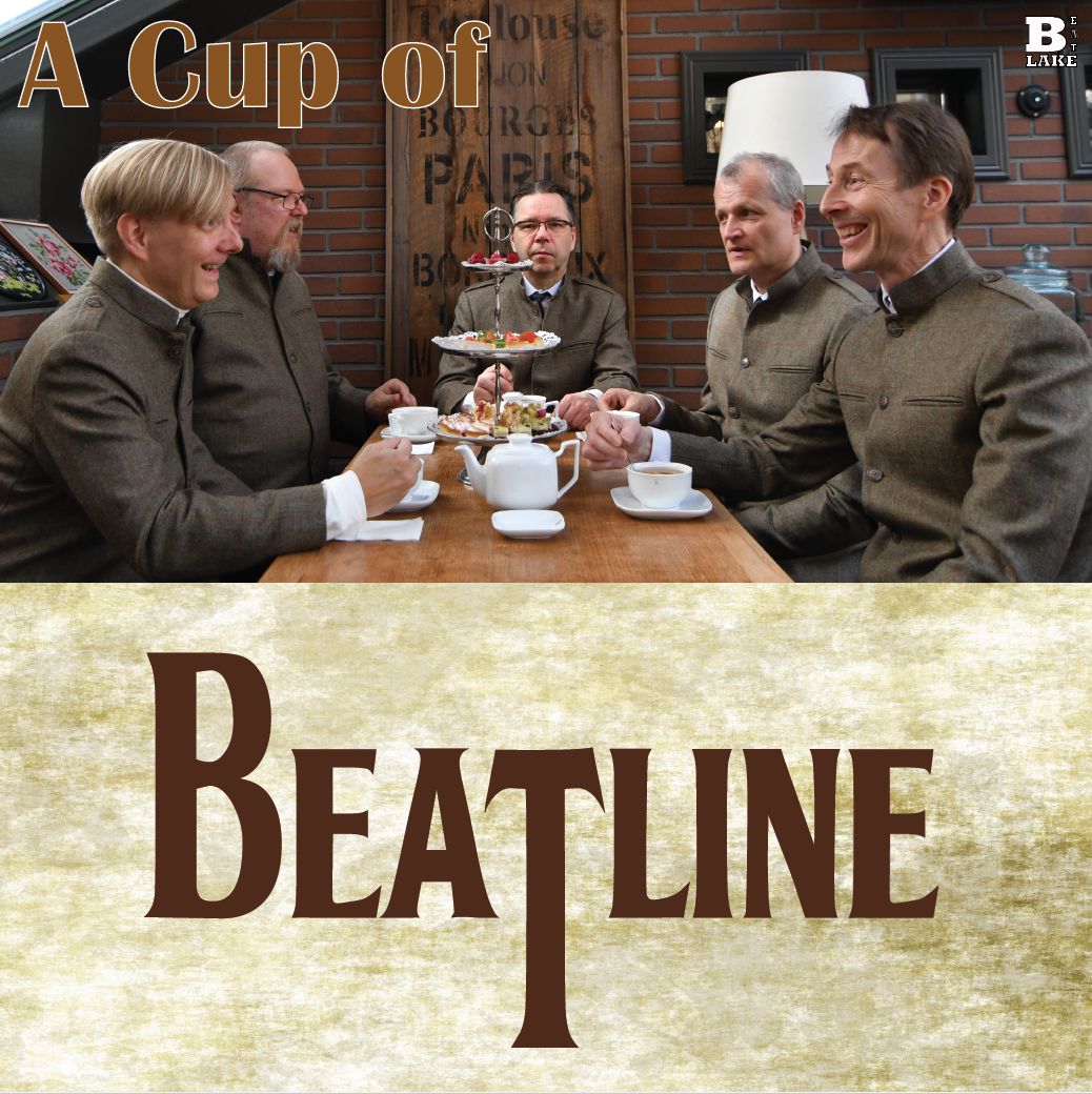 Beatline  CD 'A Cup of Beatline'
