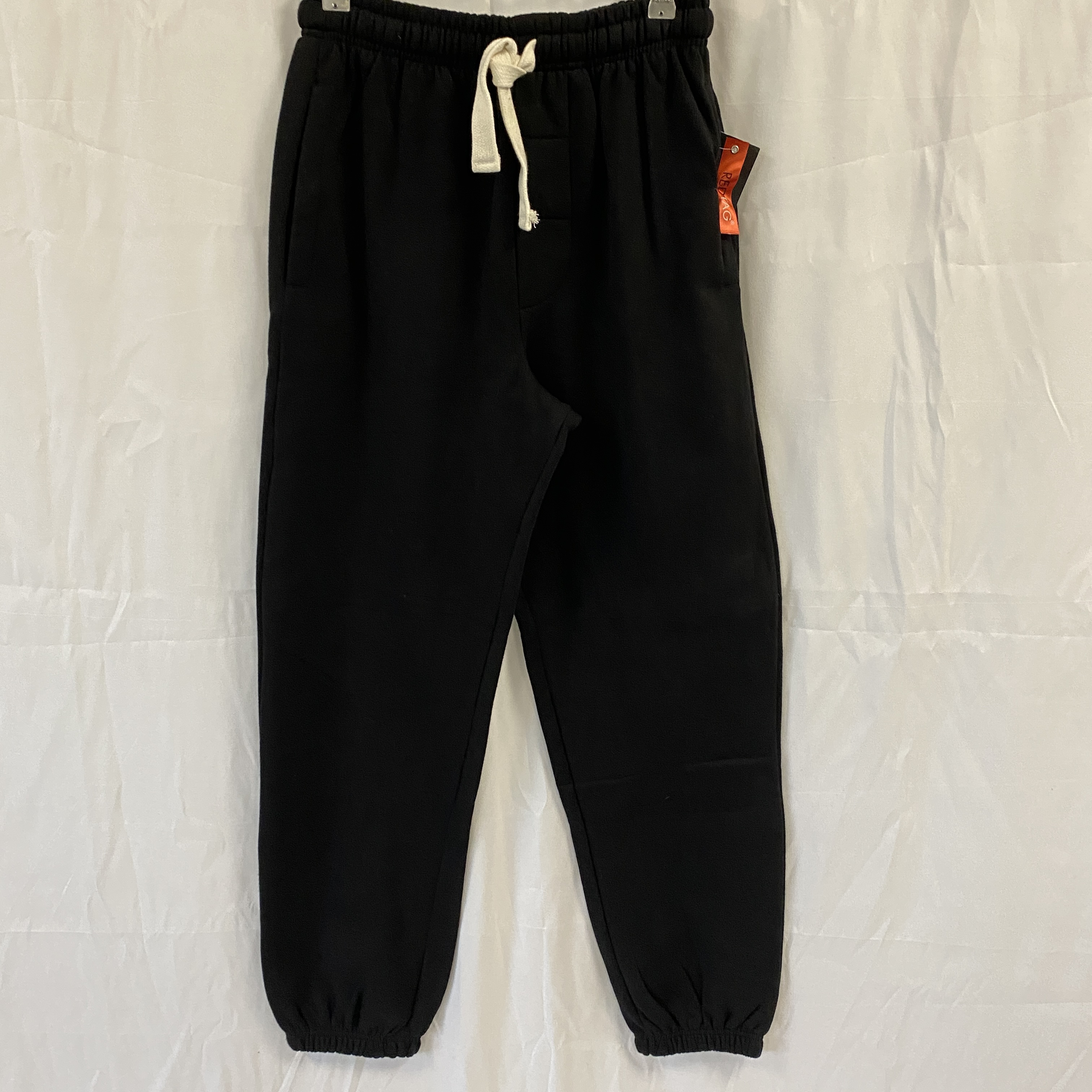 Brand New RedTag Black Jogging Bottoms - Size S