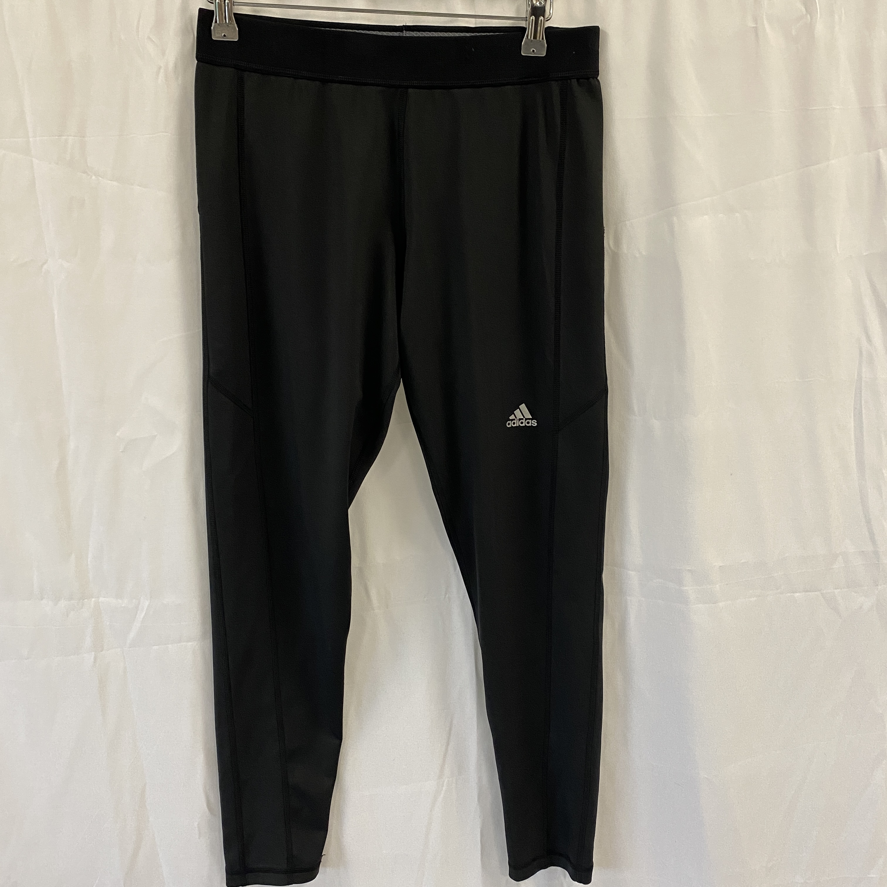 Adidas Techfit Running/Yoga Leggings - Size 16-18