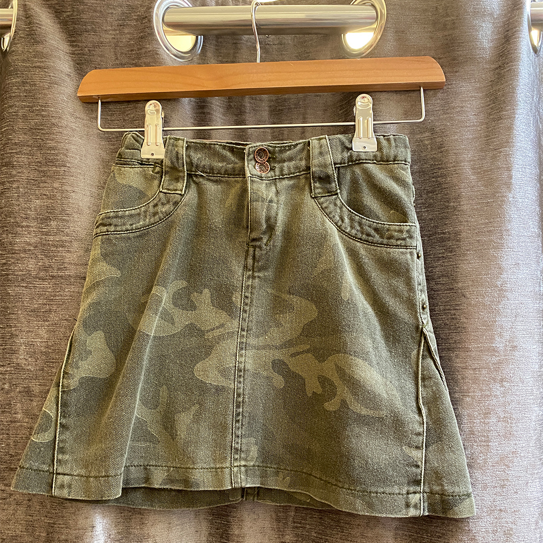 Girls Levi Skirt - Size 4
