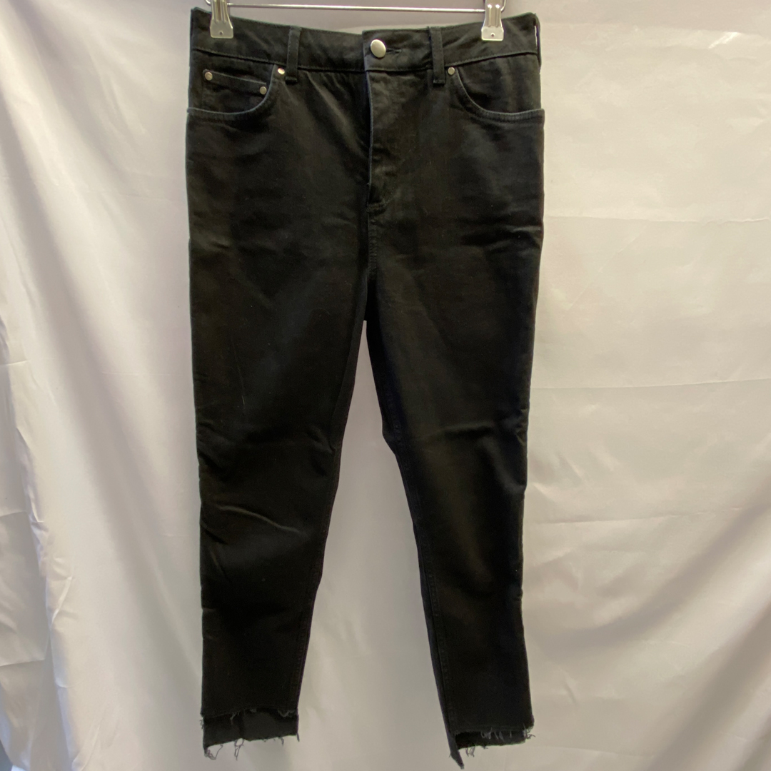 Brand New Topshop Size 12 Black Jeans