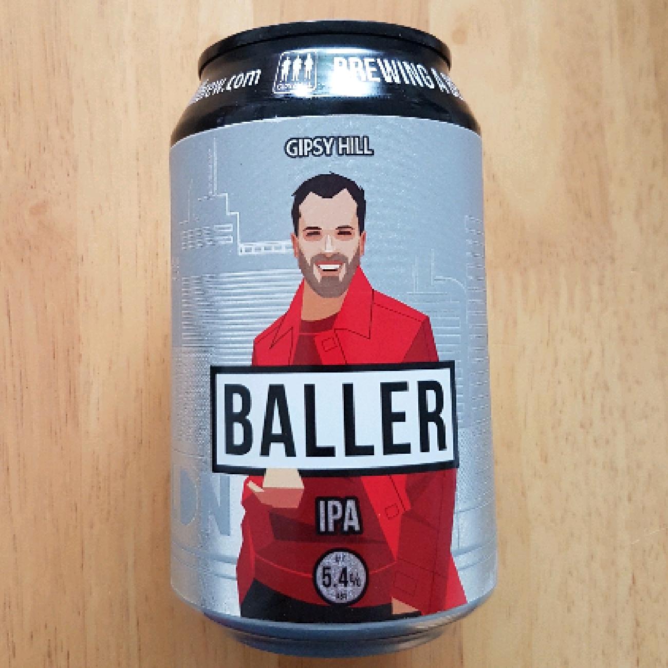 Gipsy Hill Baller