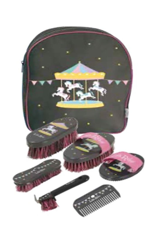 LITTLE RIDER COMPLETE GROOMING SET