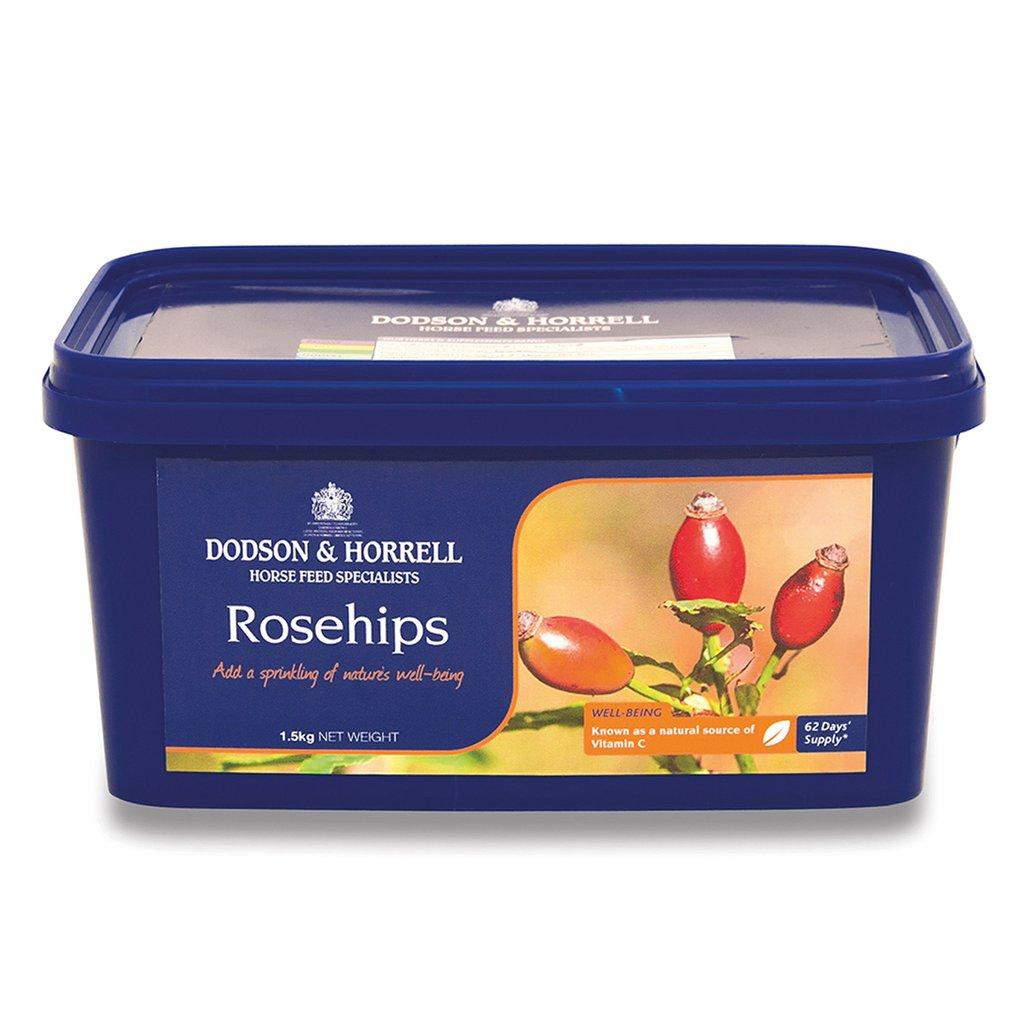 DODSON & HORRELL ROSE HIPS 1.5KG