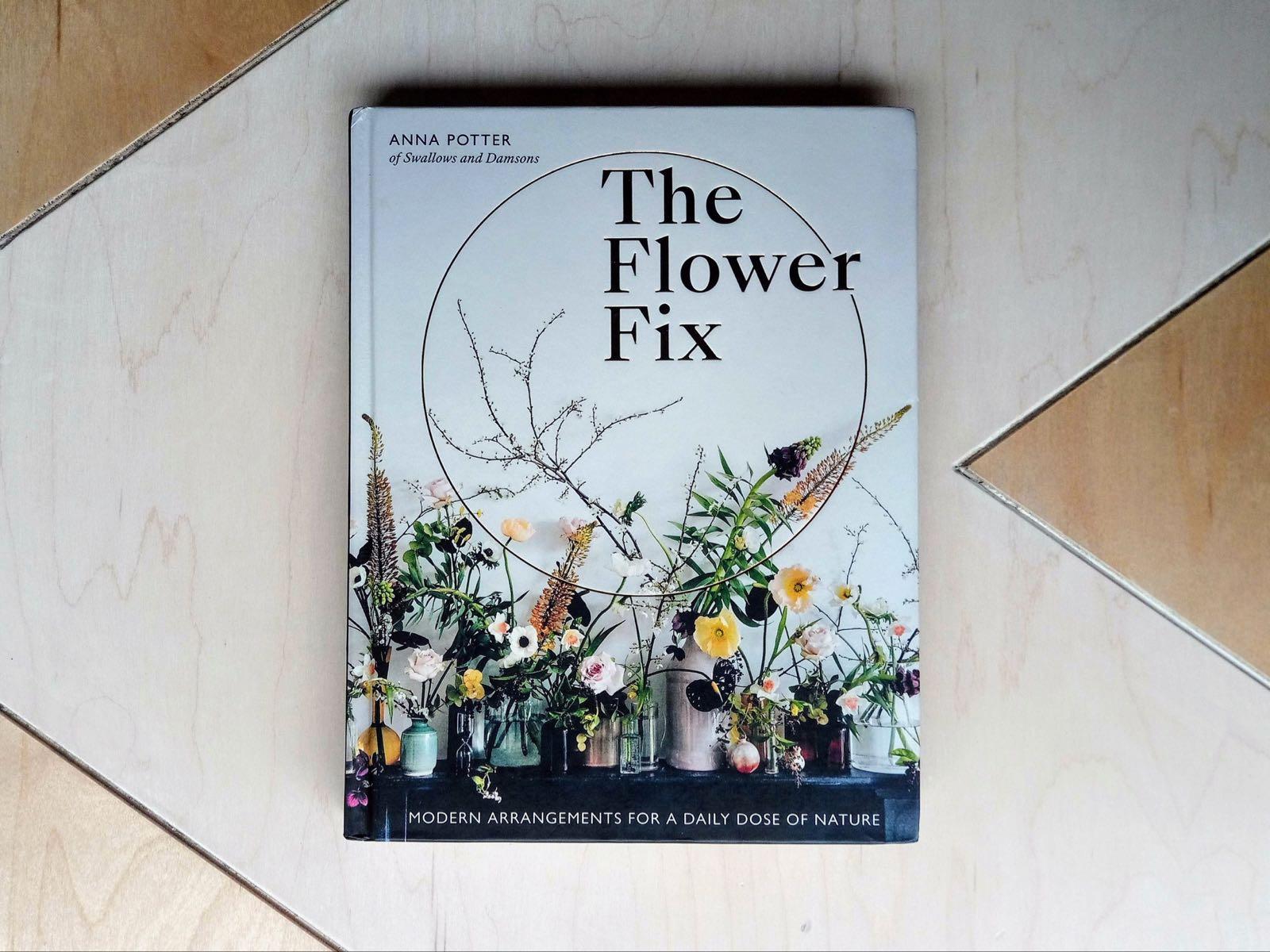 The Flower Fix, Anna Potter