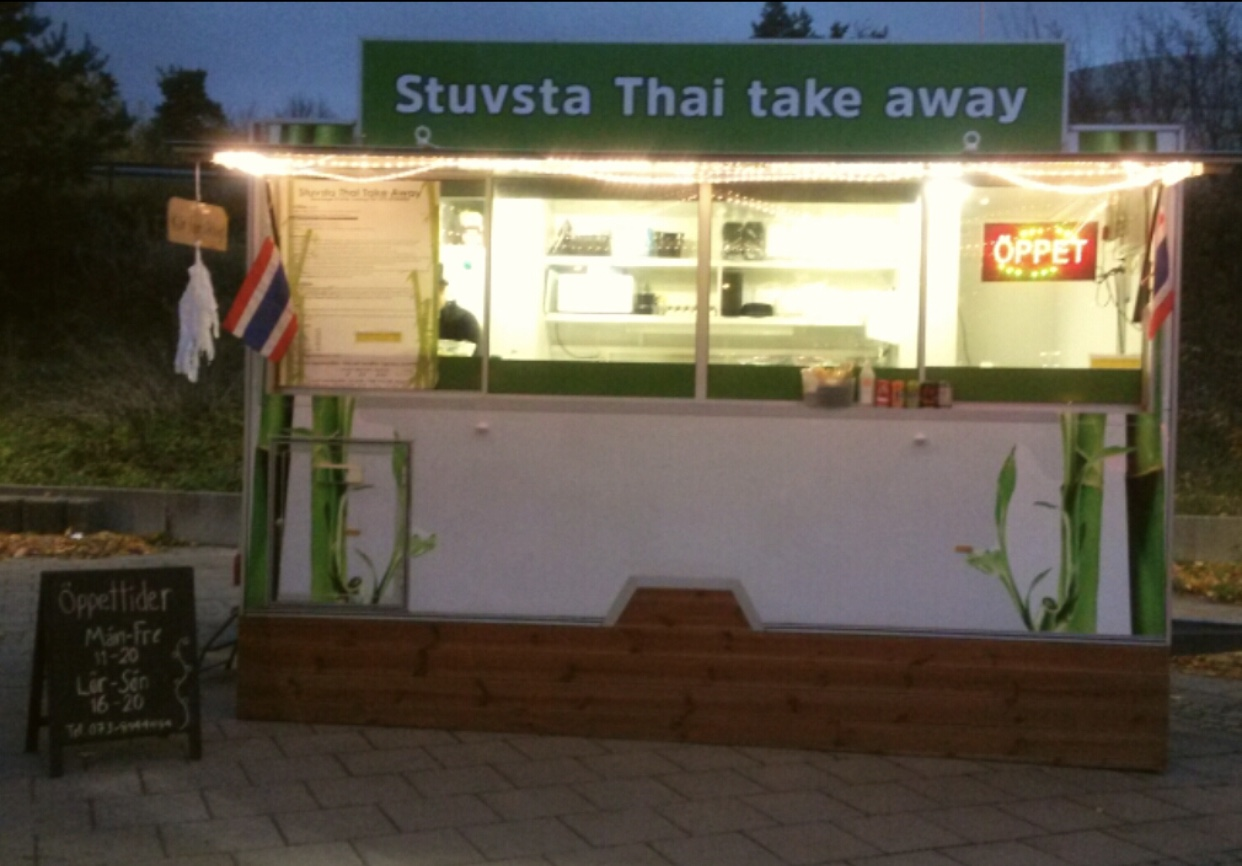 Stuvsta Thai Take Away