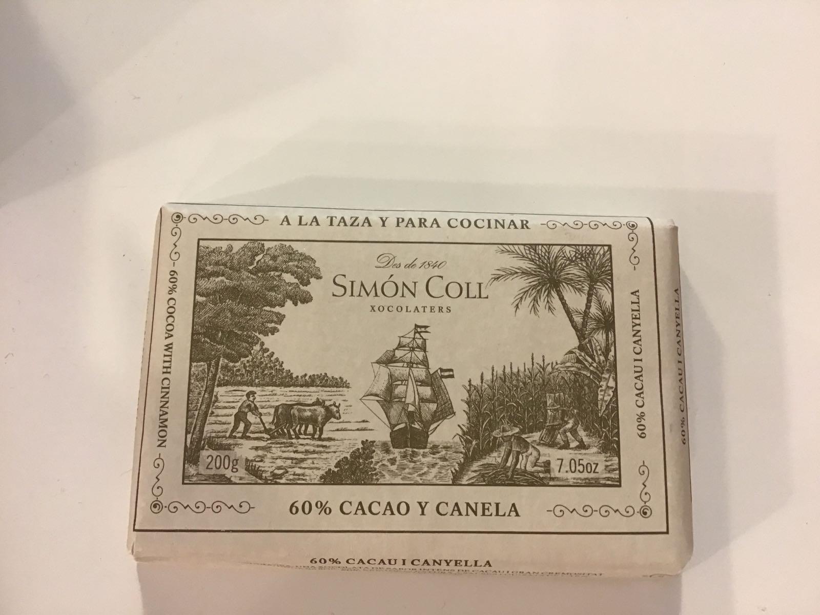 SIMON COLL kaneli