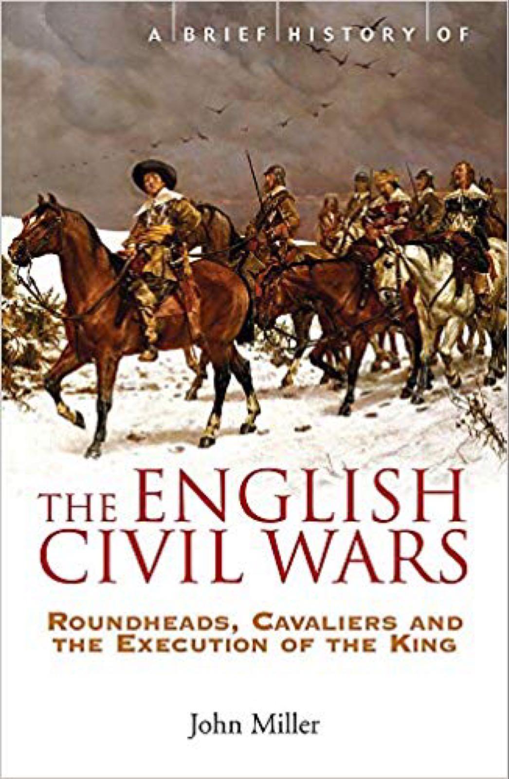 Book: A Brief History of the English Civil Wars (SKU: BK-FA-001)